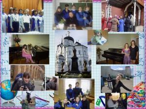 Выпускной в православной гимназии - рубрика Колики-и Елены Дубровиной