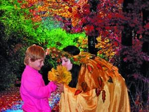 Осень и листья