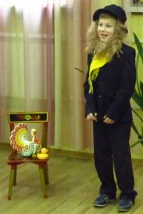 Библиотека это интересно - Дубровина Елена - Конкурс чтецов - Чуковский (4)