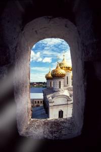 Галилейское чудо_ рассказ Елены Дубровиной Окно монастыря_лучи