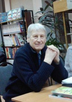 Ко Дню защитника Отечества - встреча с писателем Евгением Новичихиным